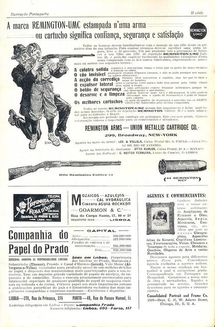 Ilustração Portugueza, No. 468, February 8 1915 - 1