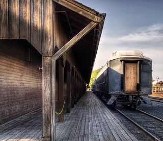 The Railroad Depot | by Stuck in Customs