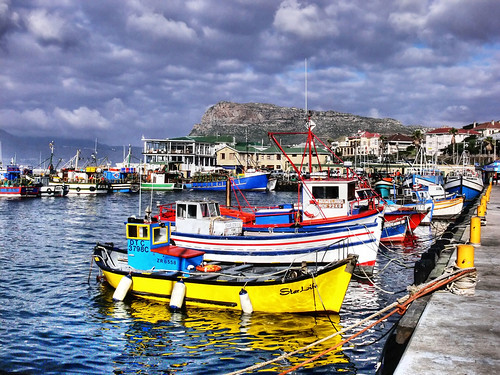 Kalk Bay Harbour | by Ian Junor