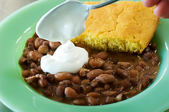 porch beans cornbread 118 | by Ree Drummond / The Pioneer Woman