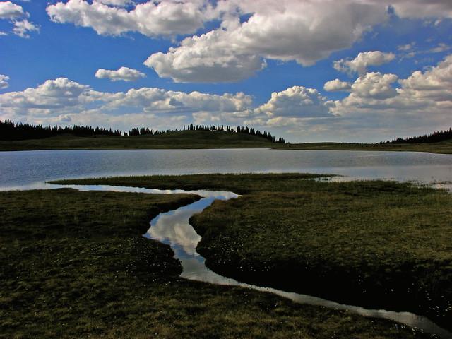 Raft Lake
