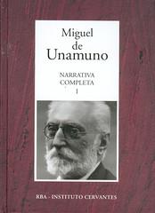 Miguel de Unamuno, Obras completas