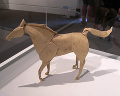 Origami horse, by Stephen Weiss | by Philocrites