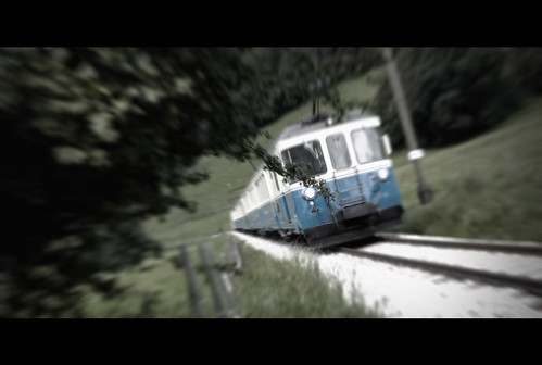 Cinematic train | by losvizzero