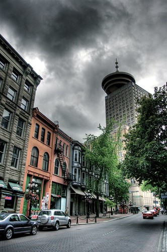 Gastown Clouds | by Duane Storey