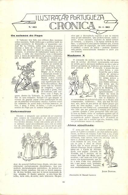 Ilustração Portugueza, No. 465, January 18 1915 -2
