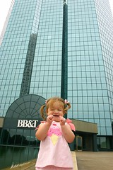 A small girl, a tall building | by Brian Leon of Ottawa