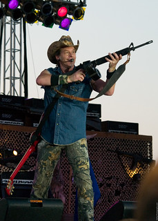 Ted Nugent Live | by The Toad