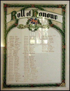 roll of honour | by Simon_K