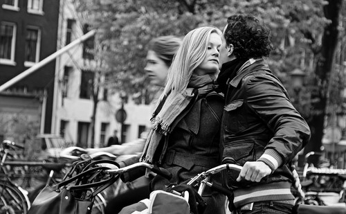 Lovers on a bike | by Iam Marjon Bleeker