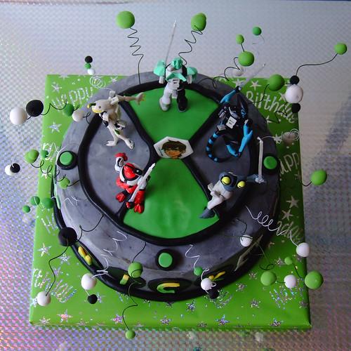 Ben Birthday Cake