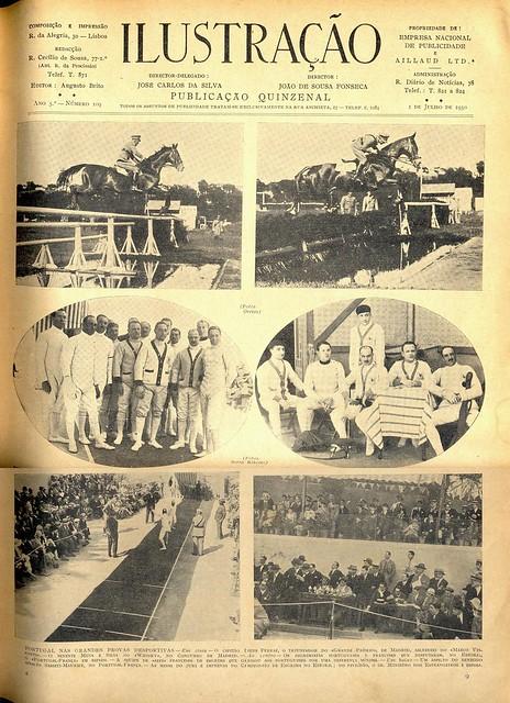 Ilustração, No. 109, July 1 1930 - 10