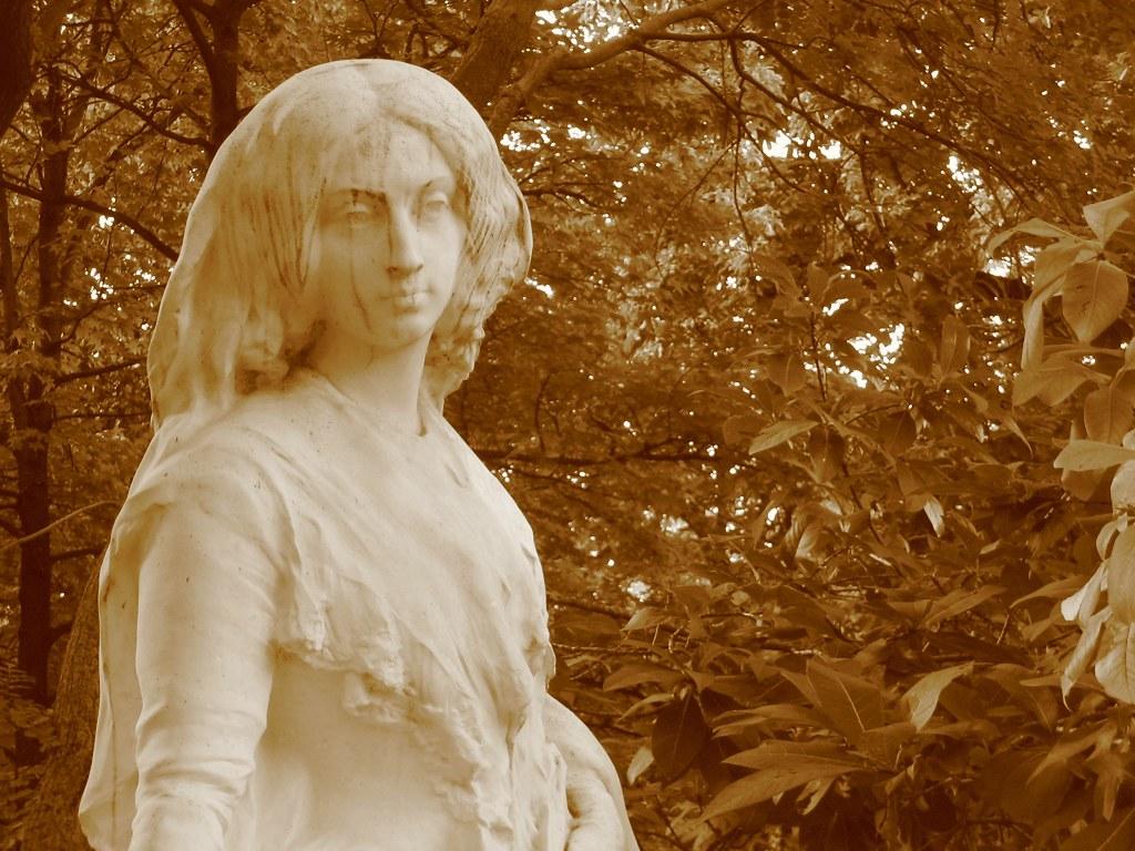 Jardin du Luxembourg (Paris) - George Sand