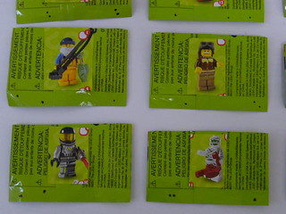 Series 3 Minifigures Code 1 | by fbtb