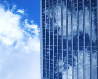 Office Tower Clouds | by swisscan