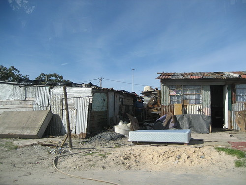 Khayelitsha shacks