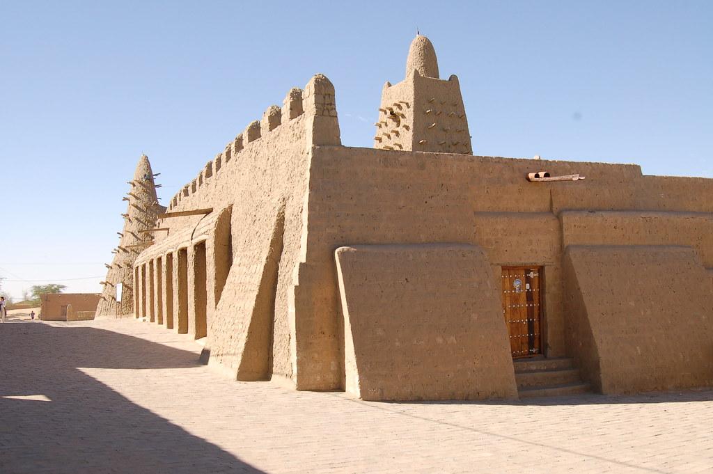Mosque Djingareber