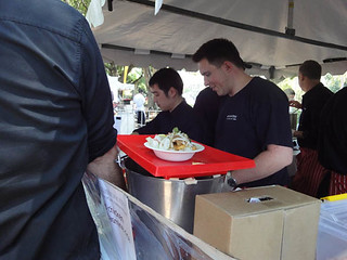 Sydney Food & Wine Fair 2010: Gastronomy, the art and science of food | by gabymorag