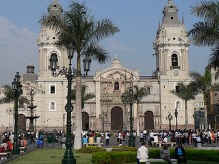 Lima Cathedral | by James Preston