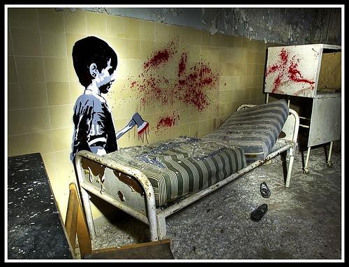 Meaningful graffiti   Flickr - Photo Sharing!