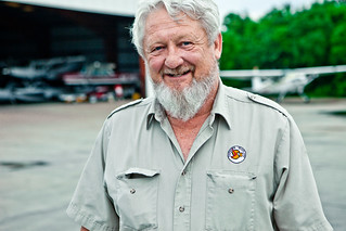 Sea Plane Captain Dickie | by Kris Krug