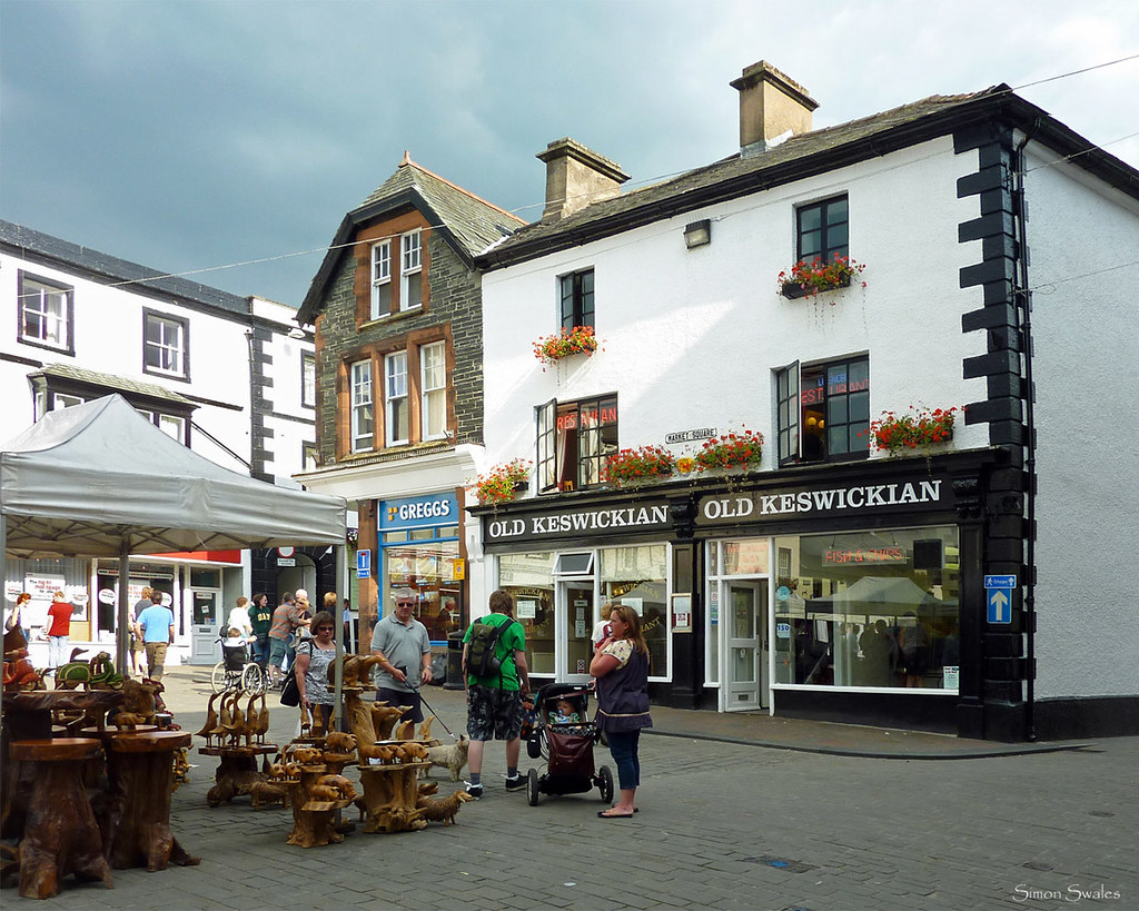 Six Places to Dine in Keswick