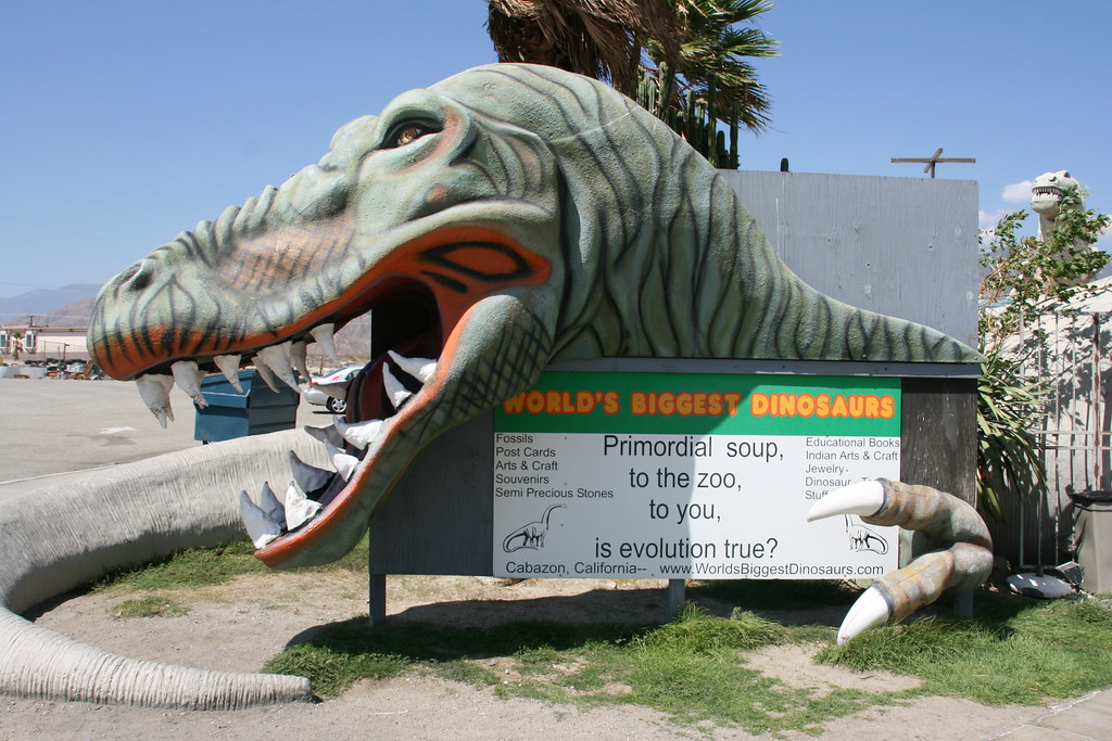 Image result for cabazon dinosaurs