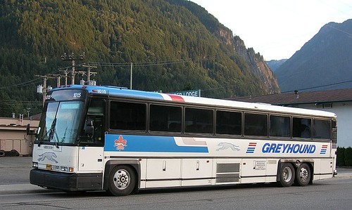 Greyhound 1015 Hope BC 2007_0828 | by Stephen Rees