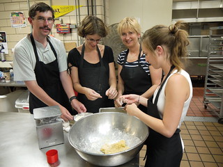 Cooking in the Dining Hall | by The Center for International Education