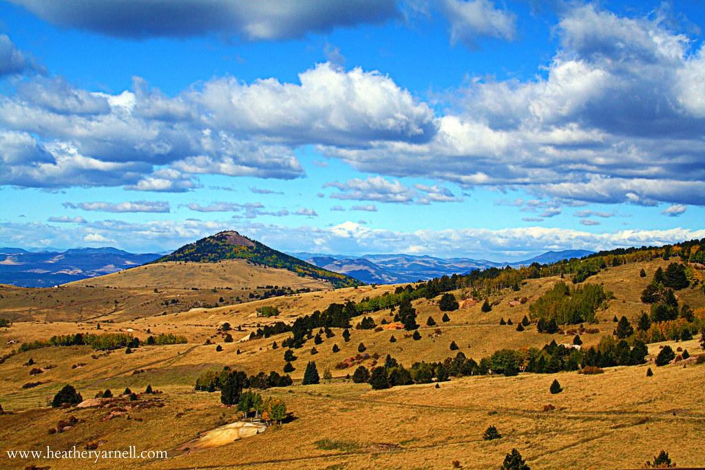 Cripple Creek Colorado Landscape