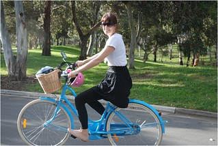 Australian Cycle Chic | by James D. Schwartz