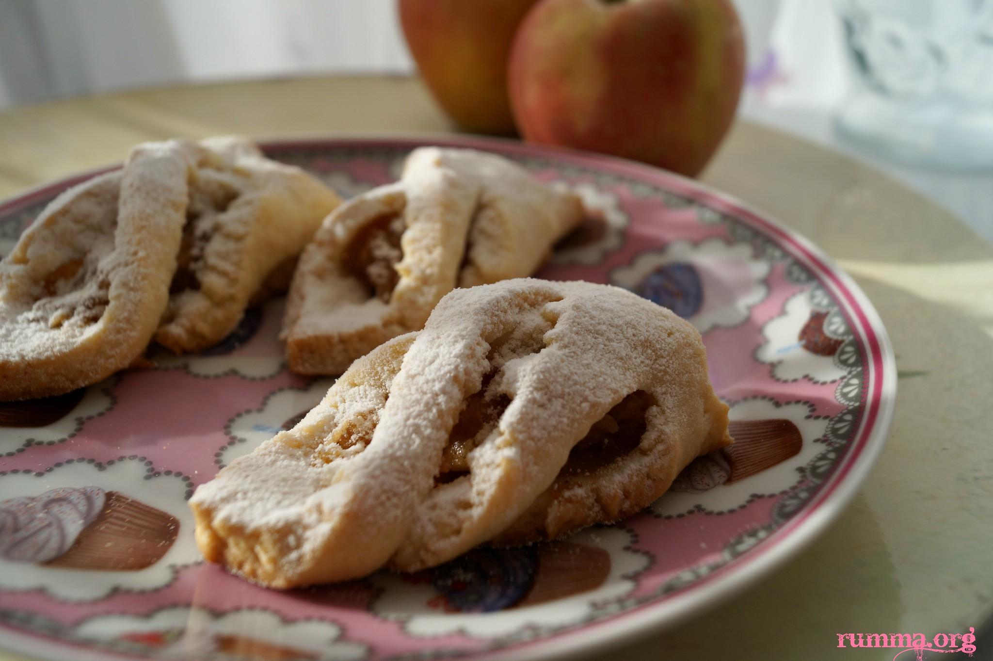 elmalı semerkant kurabiye