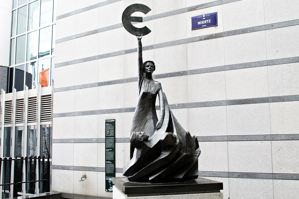 Drawing Dreaming - 48 horas em Bruxelas - o que fazer - Quartier Européen