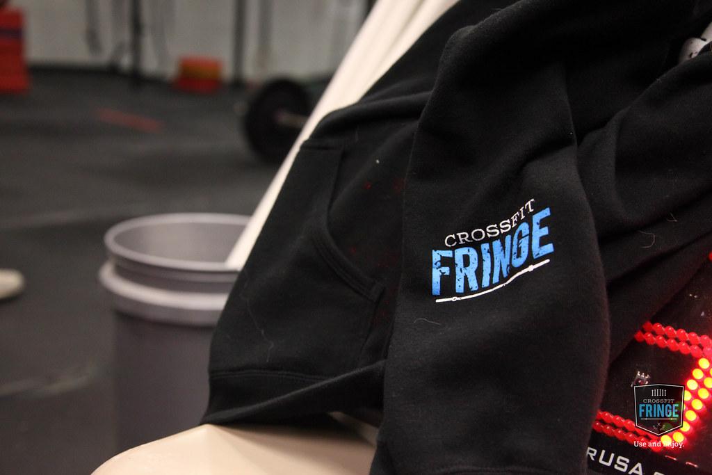 CrossFit Fringe FNL Open WOD 16.1