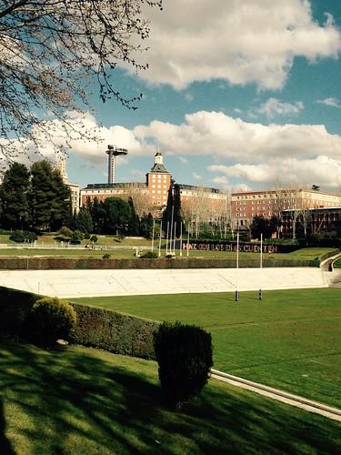 Ciudad Universitaria, Madrid