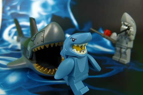 Lego Shark Toys For Boys : Shark boy sharks don t eat flickr photo sharing