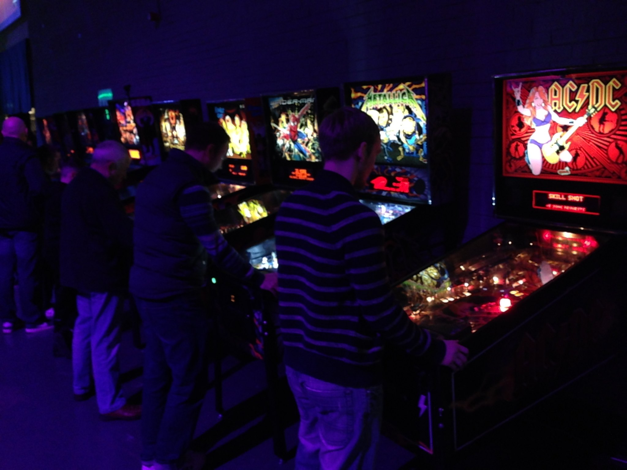 Replay Events Ltd 2016 PLAY Expo Blackpool Pinball