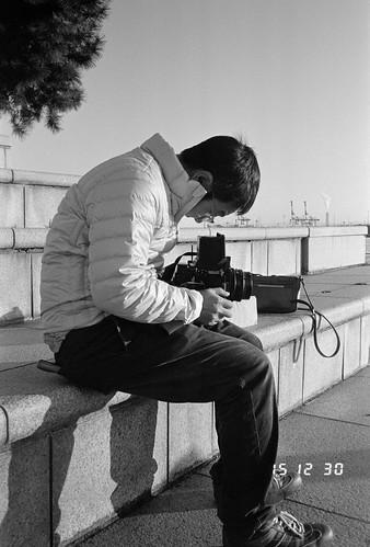 Photographer Kikuti