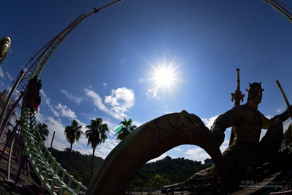 義大 極限挑戰 飛越太陽神