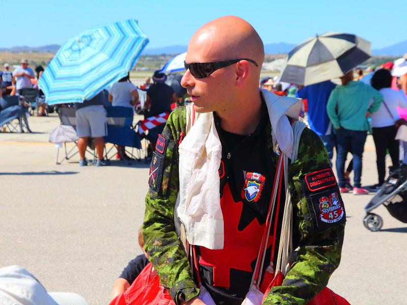 IMG_2948 Canadian SkyHawks Parachute Team