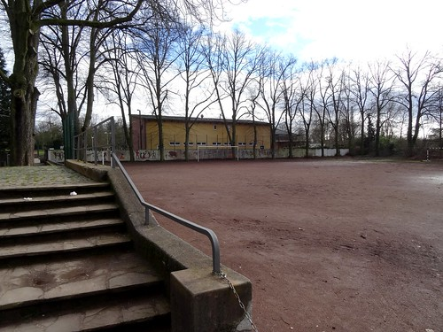 Sportplatz Ernst-Kalkul-Gymnasium