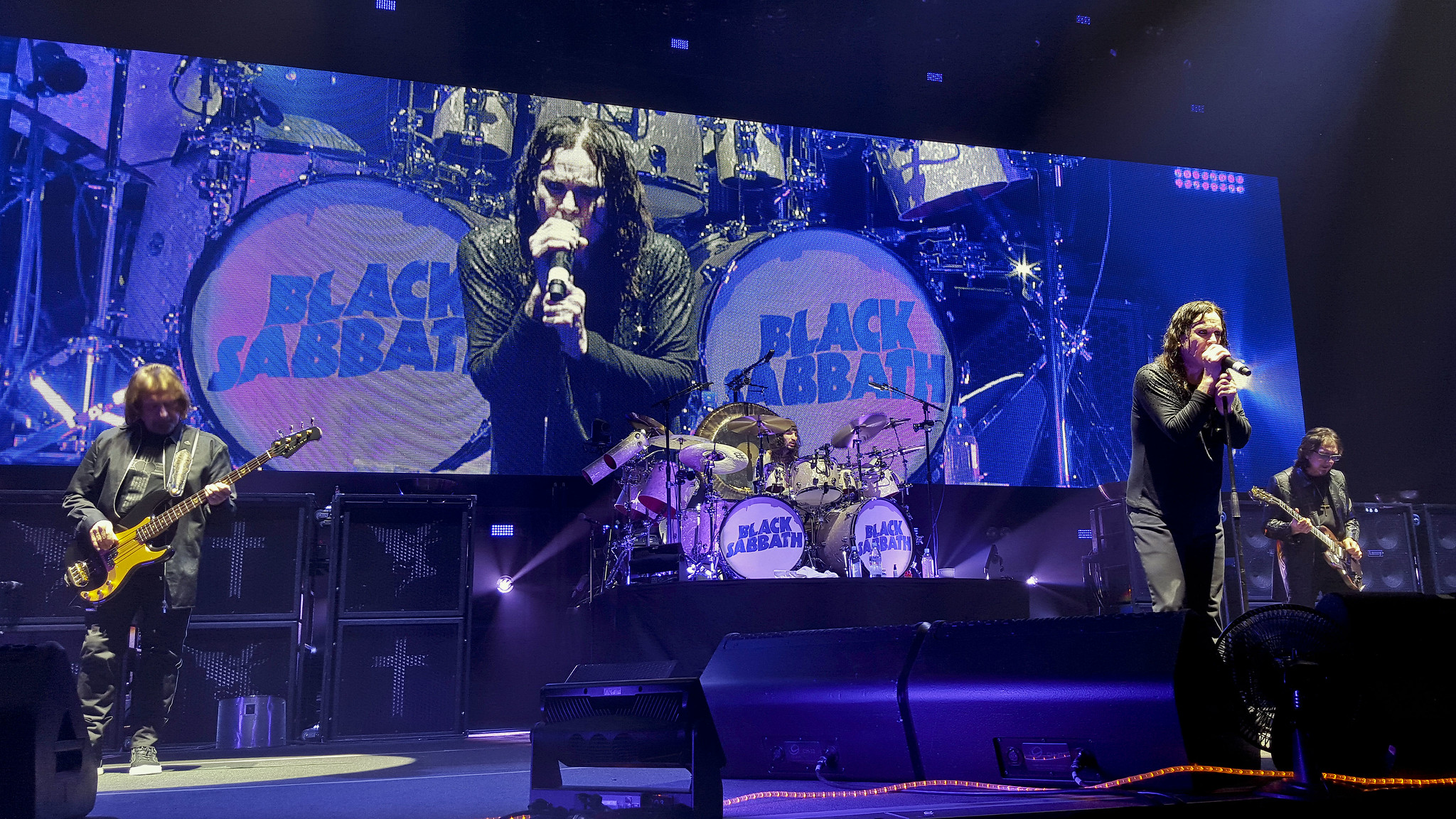 "Black Sabbath ""The End"" Tour"