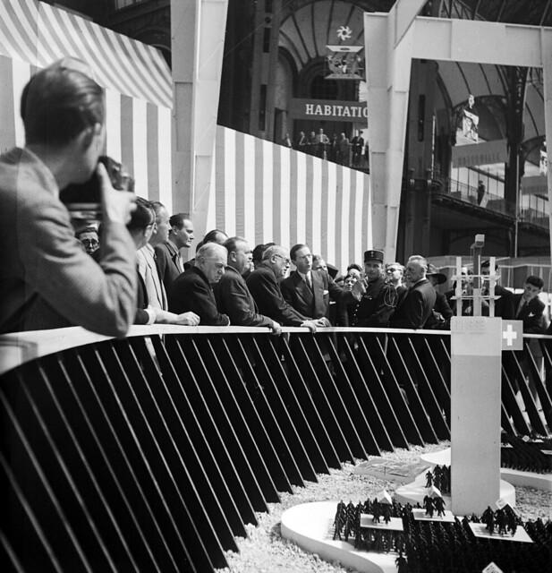 Les grandes expositions sur la Reconstruction,  l'Urbanisme et l'Habitation (1945-1961)