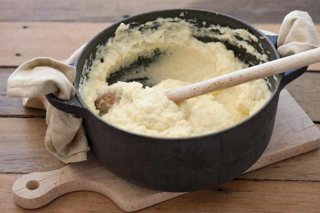 Cheesey Cauli Mash-2