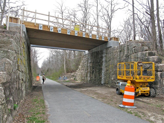 Palmer Avenue Bridge Reconstruction