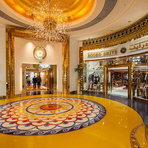 Inside burj al arab hotel world 39 s only 7 star hotel for 6 star hotel dubai