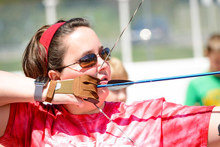 HCRP Target Archery Skills Club