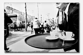 Garcon De Cafe Paris Pinterest
