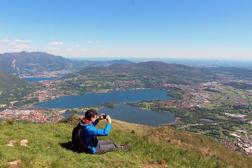 Escursione al Monte Cornizzolo