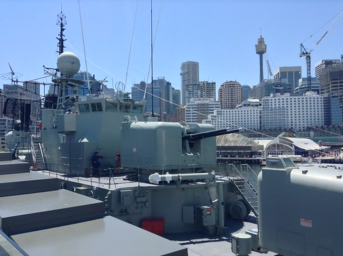 DESTROYER: HMAS VAMPIRE